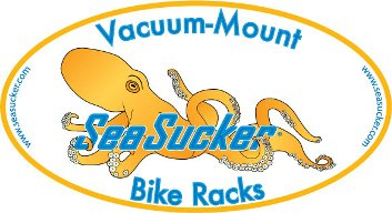Sea Sucker Vacuum Mount Bike Racks